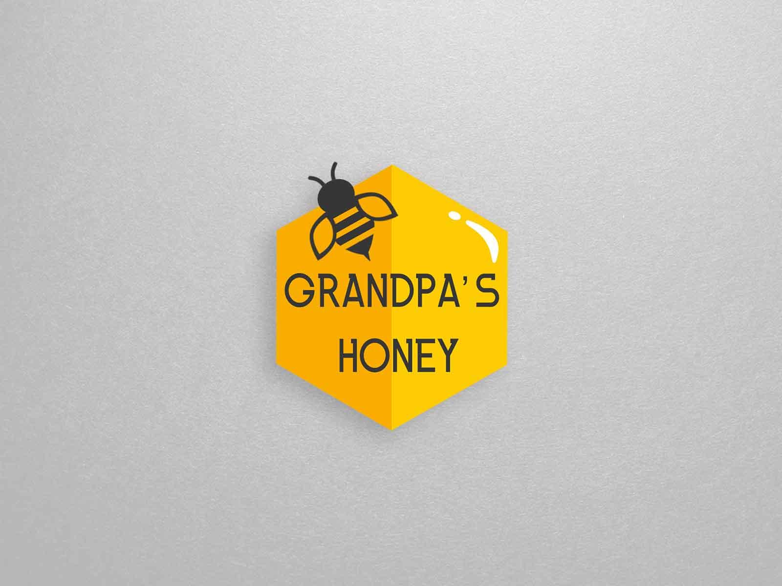 grandpa's-honey-logo